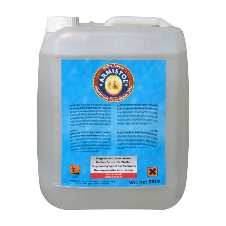 Armistol degreasing agent