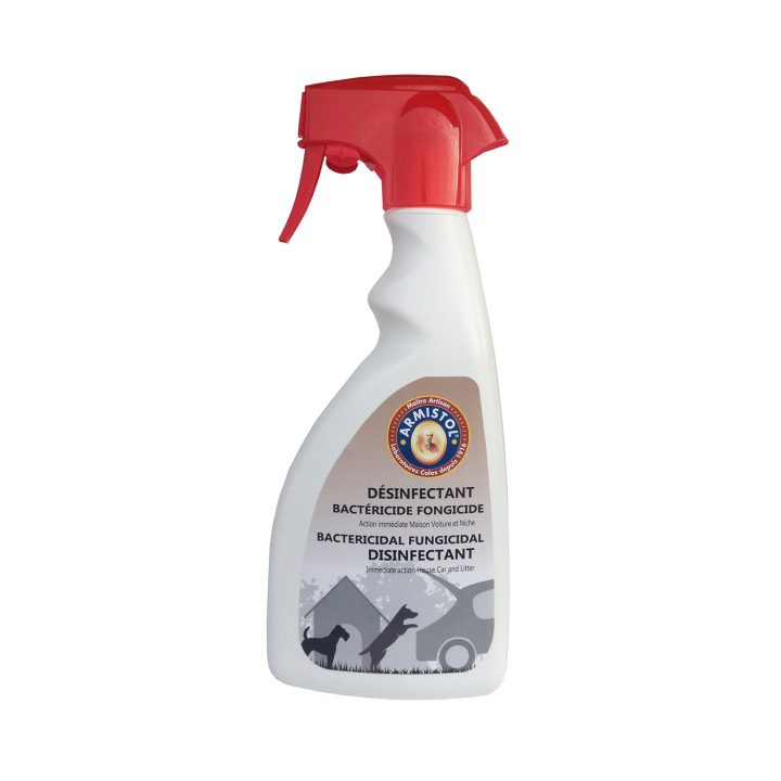 Bactericidal disinfectant